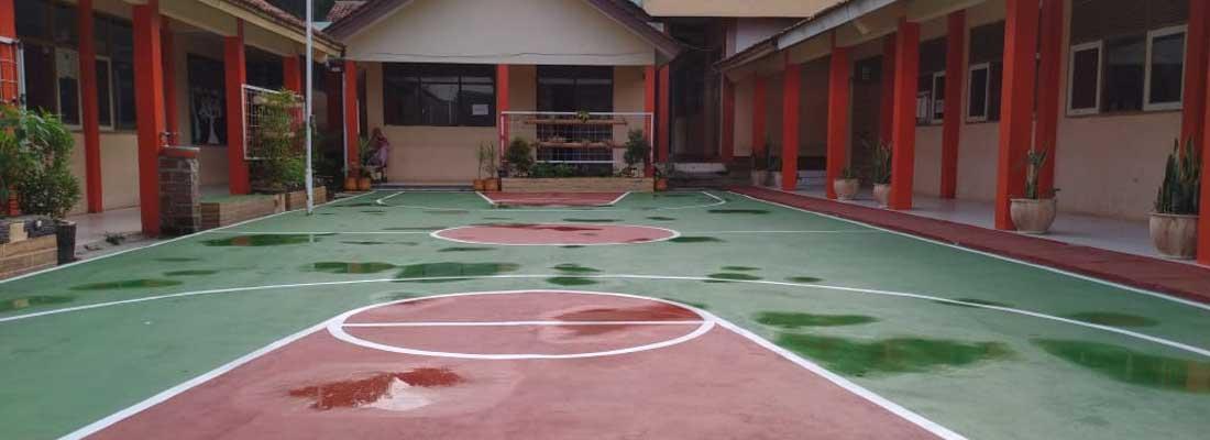 Lapangan SMP Karang Arum